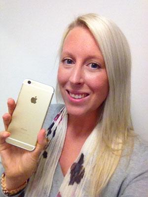 iPhone 6 winner