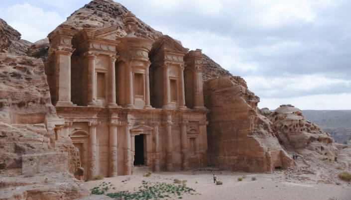 Places to go for senior trip in Jordan