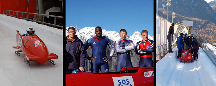 bobsleigh travel insurance