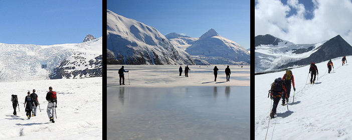 glacier walking travel insurance