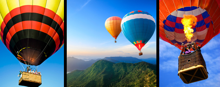 hot air balloon travel insurance