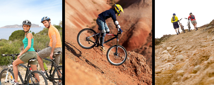 mountain biking travel insurance