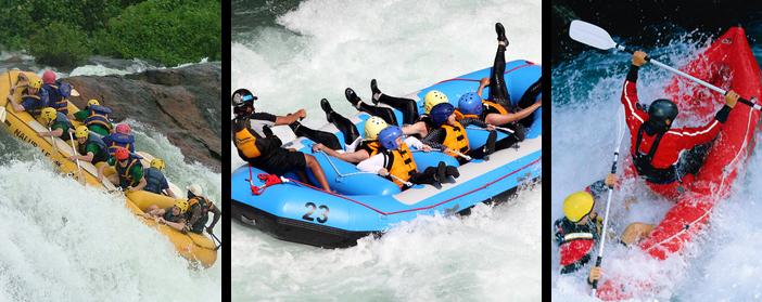 white water rafting travel insurance