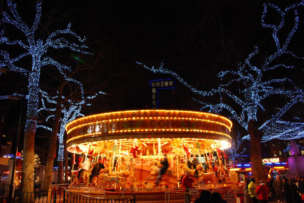 London Christmas Park