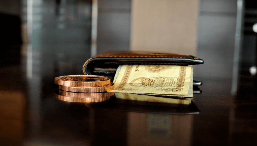 Lost money scam