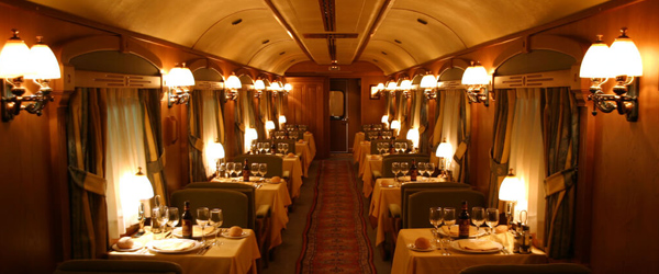 Luxury train