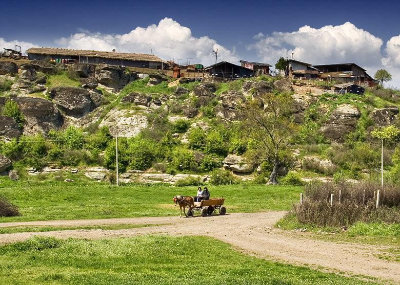 Marinka Village Bulgaria