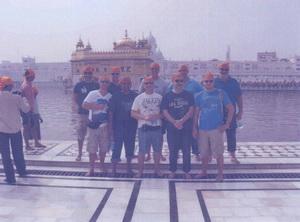 Trip tp India