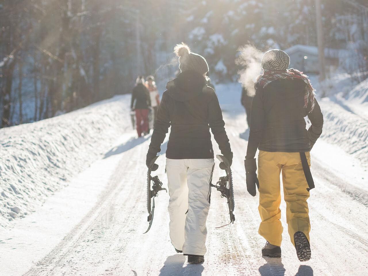 Move more in winter