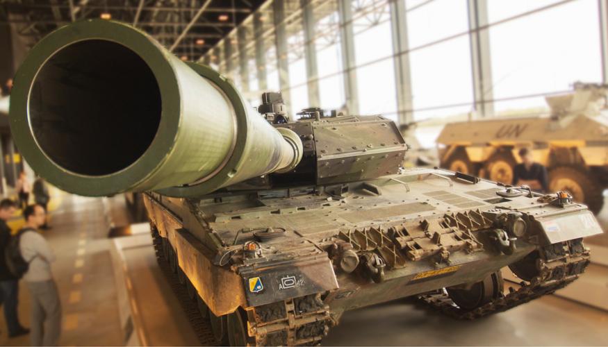 museum tank