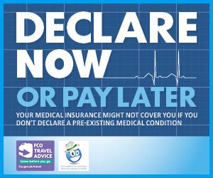 Declare medical conditions