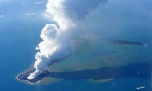 new island of tonga