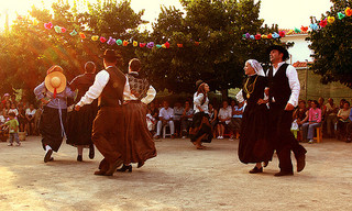 Dance in Portugal