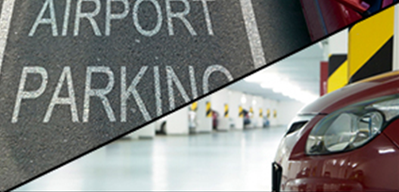 Icon parking airport