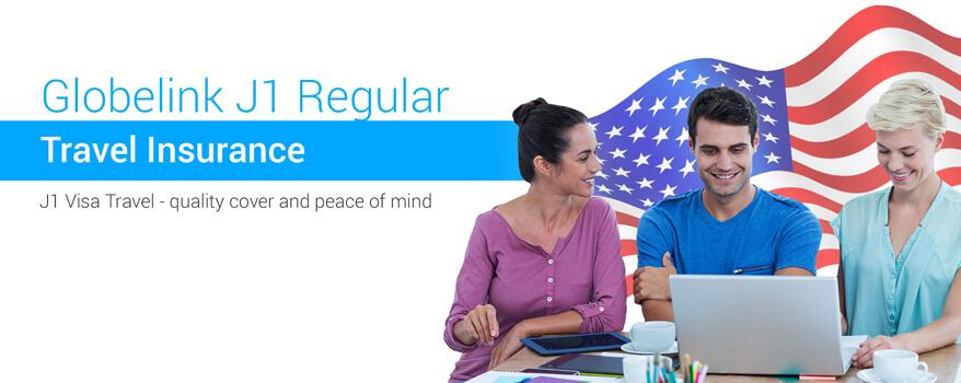 J1 Regular travel insurance