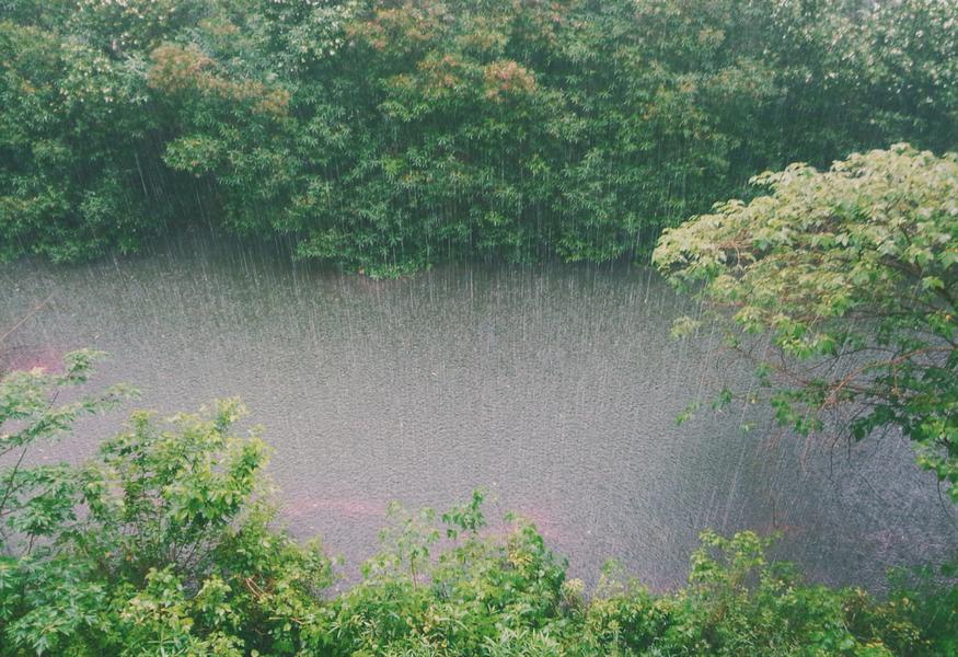 rainy britain