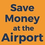 Save money at the airport