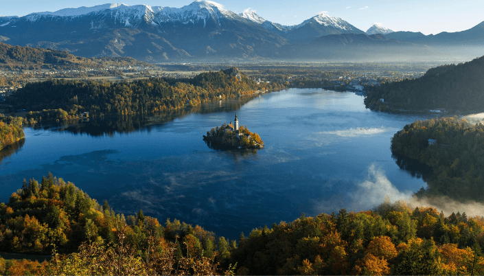 Slovenia autumn