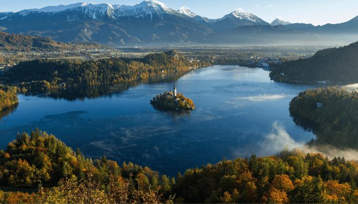 Slovenia autumn