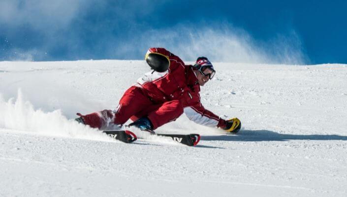 Helmet for snowboard