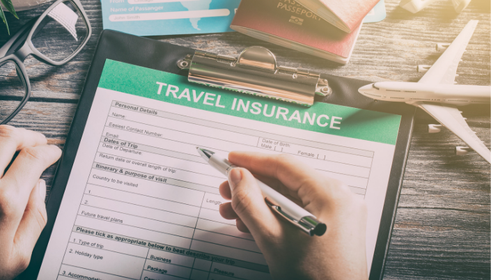 Take out travel insurance