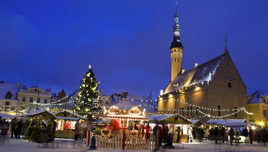 Tallinn Gothic Townhall