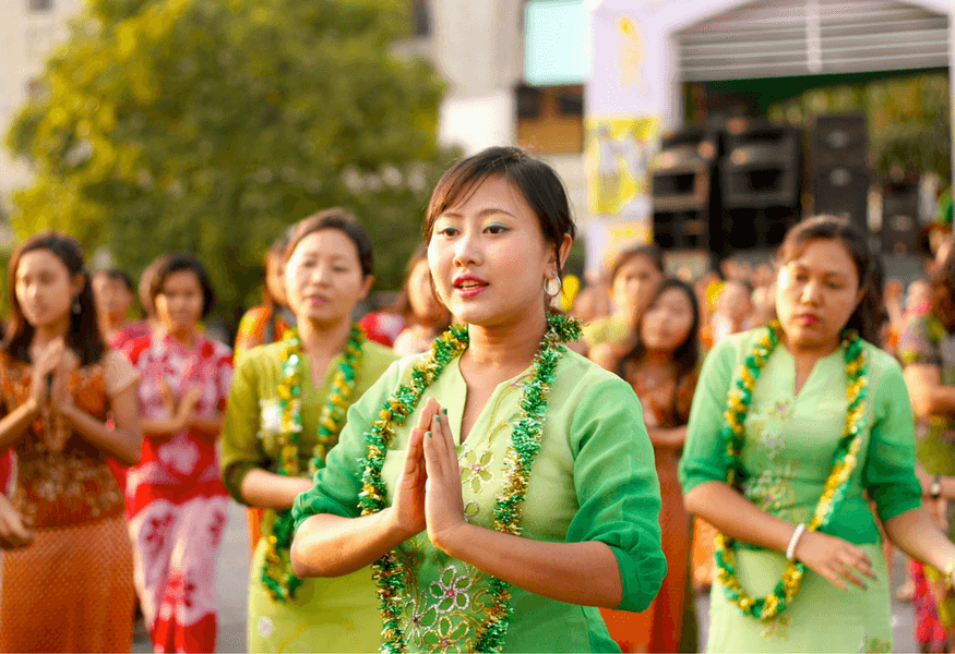 Thai greetings