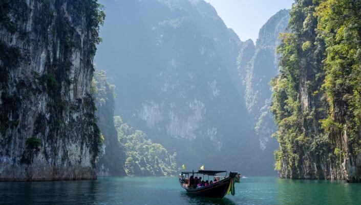 Best holiday destinations for elderly in Thailand