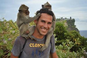Norbert Figueroa in Bali