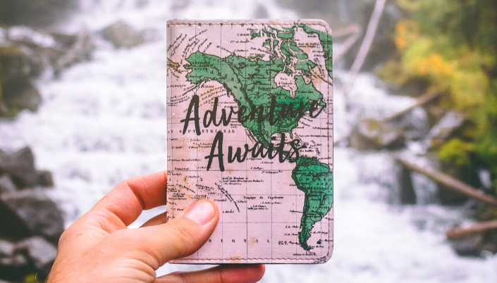 passport holder gift