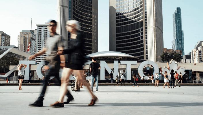 Cityscape Toronto