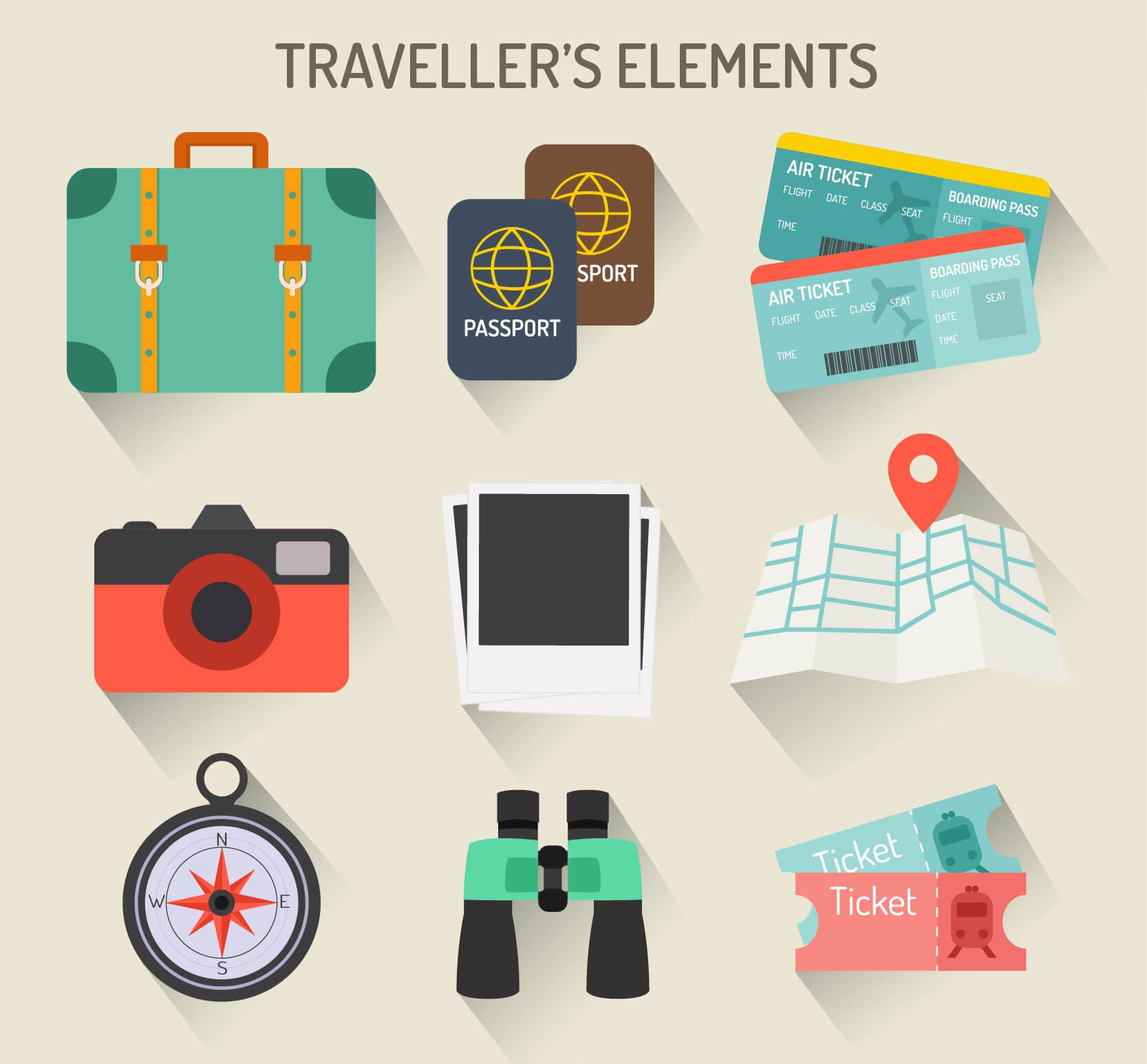 Traveller's Essentials