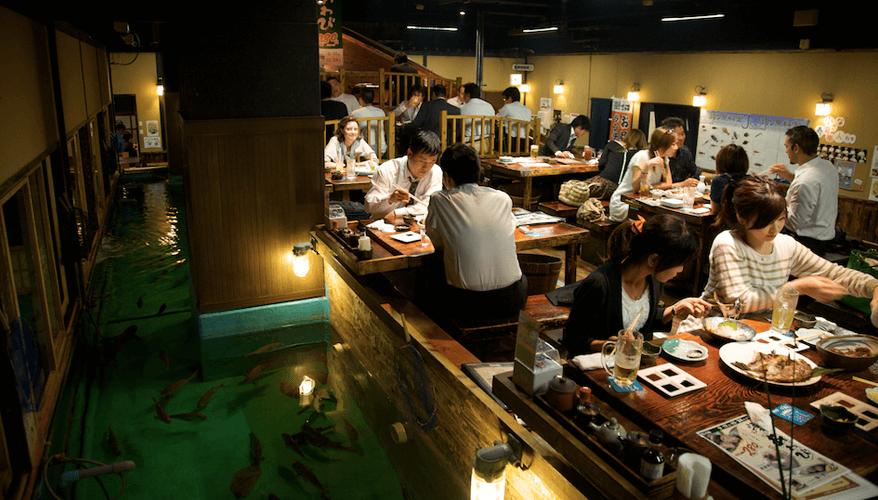 Zauo restaurant