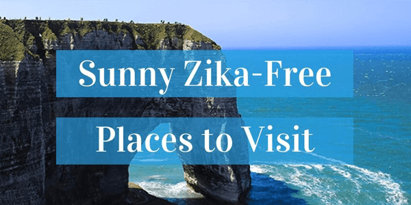 Zika-free travel